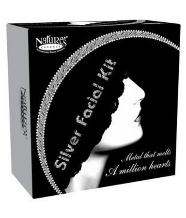 Natures Essence Silver Facial Kit