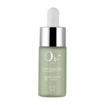 O3+ Deep Concerns 3 Pore Clean Up Serum - Oily Skin
