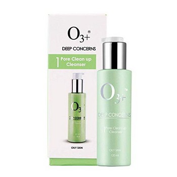 O3+ Deep Concers 1 Pore Clean Up Cleanser Set