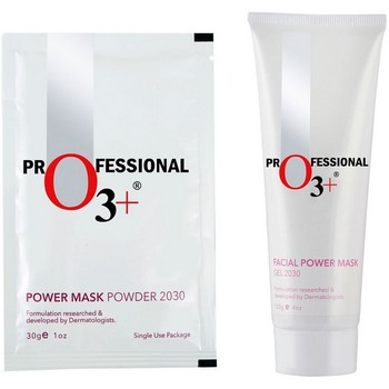 O3+ Facial Power Mask Gel and Powder 2030