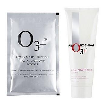 O3+ Facial Power Mask Gel and Powder 2090