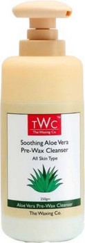 O3+ Soothing Aloe Vera Pre-Wax Cleanser
