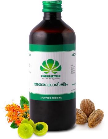 Pankajakasthuri Herbals Asokarishtam