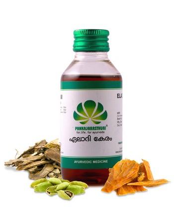 Pankajakasthuri Herbals Eladi Keram