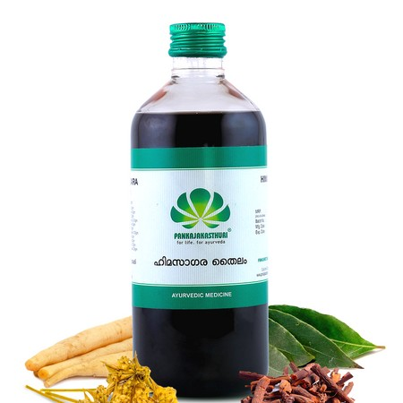 Pankajakasthuri Herbals Himasagara Thailam