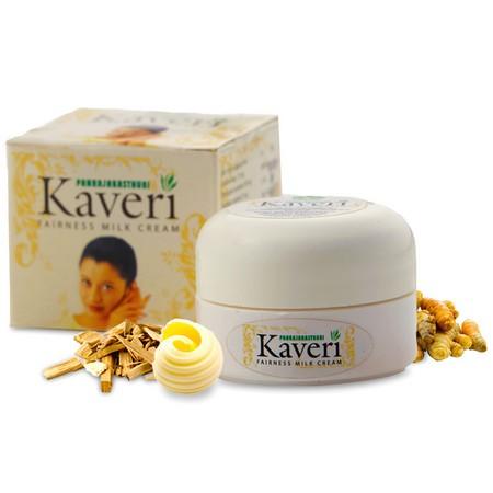 Pankajakasthuri Herbals Kaveri Fairness Milk Cream
