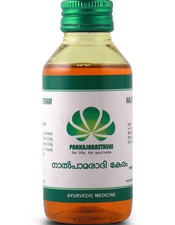 Pankajakasthuri Herbals Nalpamaradi Keram