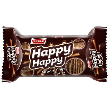 Parle Happy Happy Choco Chip Cookies