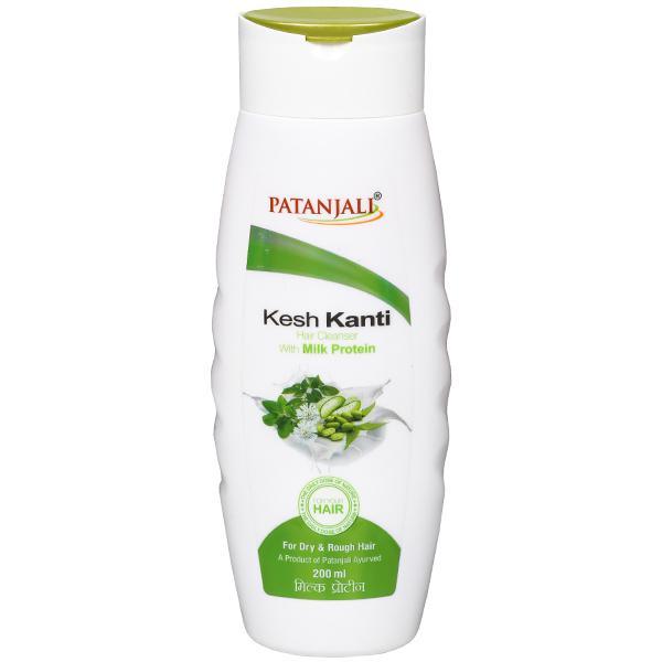 Patanjali Kesh Kanti Milk Protein Hair Cleanser Shampoo