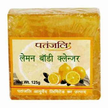 Patanjali Lemon Body Cleanser