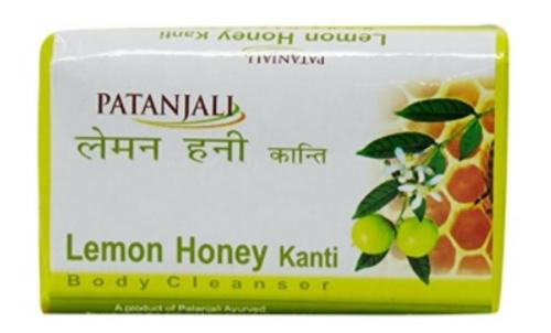 Patanjali Lemon Honey Kanti Body Cleanser