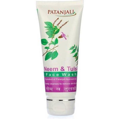 Patanjali Neem and Tulsi Face wash