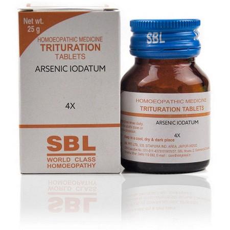SBL Arsenic Iodatum 4X