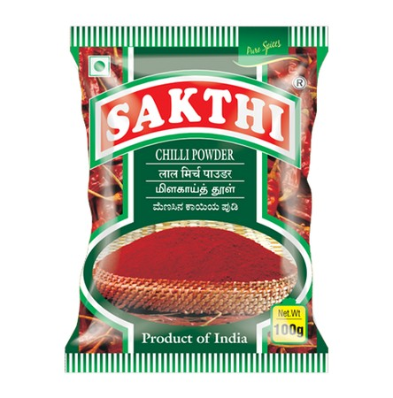 Sakthi Masala Chilli Powder