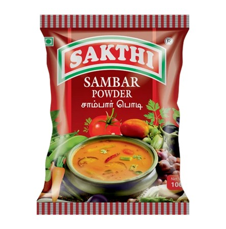 Sakthi Masala Sambar Powder