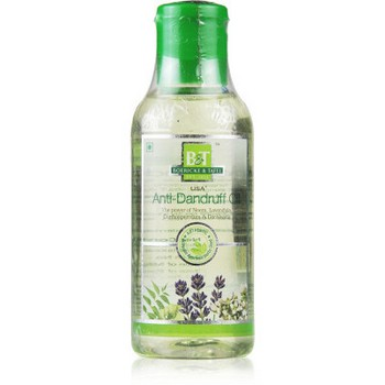 Schwabe Homeopathy B & T Anti Dandruff Oil