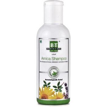 Schwabe Homeopathy B & T Arnica Shampoo
