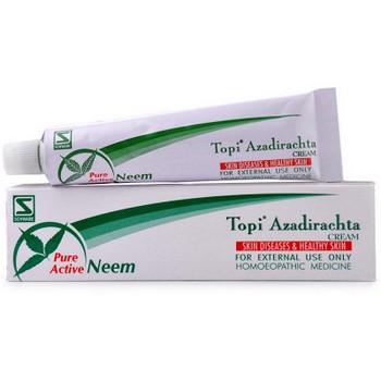 Schwabe Homeopathy Topi Azadirachta Cream