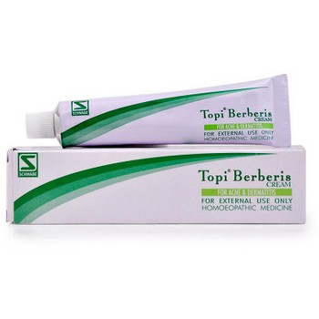 Schwabe Homeopathy Topi Berberis Cream