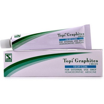 Schwabe Homeopathy Topi Graphites Cream