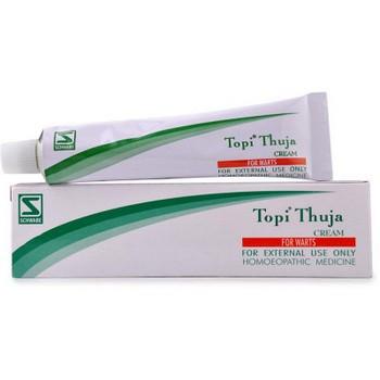 Schwabe Homeopathy Topi Thuja Cream