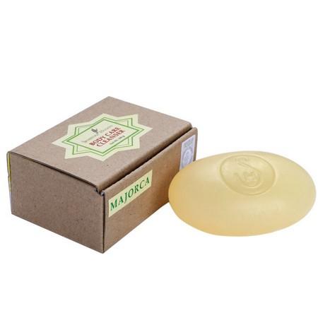 Shahnaz Husain Ayurvedic Body Care Cleanser Soap M Majorca