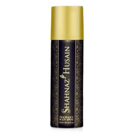 Shahnaz Husain Deodorant - Premium Black Fragrance Body Spray For Men