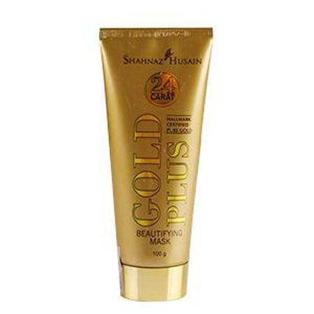 Shahnaz Husain Gold Plus Beautifying Mask
