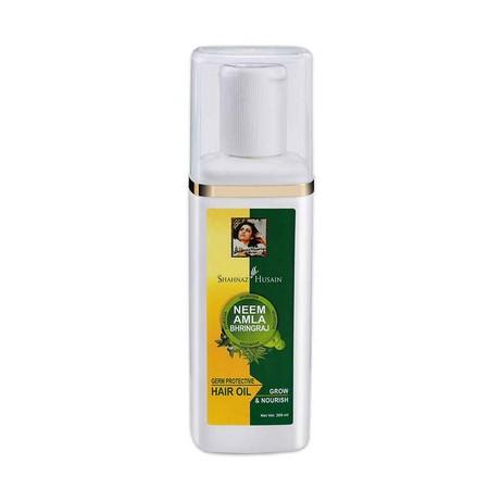 Shahnaz Husain Neem – Amla Bhringraj Germ Protective Hair Oil