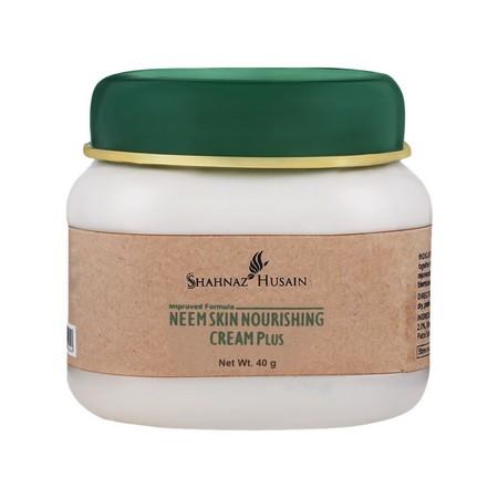 Shahnaz Husain Neem Skin Nourishing Cream Plus