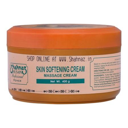 Shahnaz Husain Professional Power Skin Softening Cream - Massage Cream