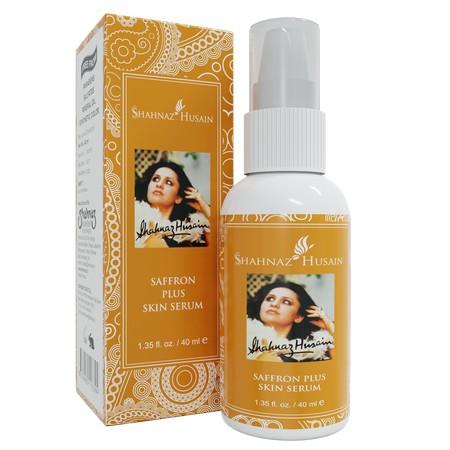 Shahnaz Husain Saffron Plus Skin Serum