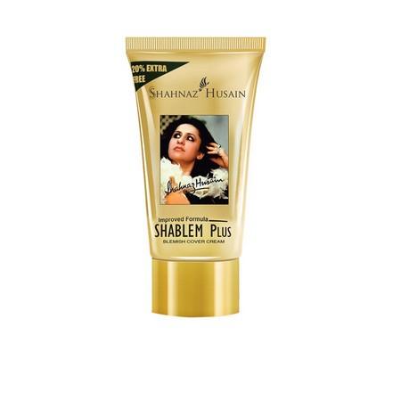 Shahnaz Husain Shablem Plus Blemish Cover Cream