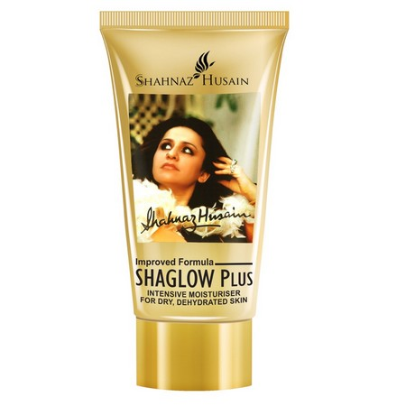 Shahnaz Husain Shaglow Plus - Intensive Moisturiser For Dry, Dehydrated Skin