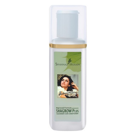 Shahnaz Husain Shagrow Plus - Cleanser Cum Conditioner