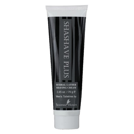 Shahnaz Husain Shashave Plus - Herbal Lather Shaving Cream