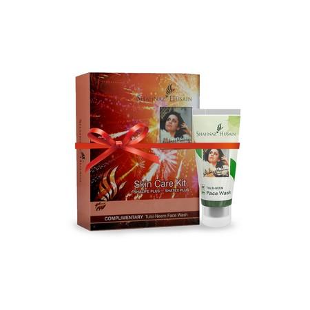 Shahnaz Husain Skin Care Kit A Shalife Plus