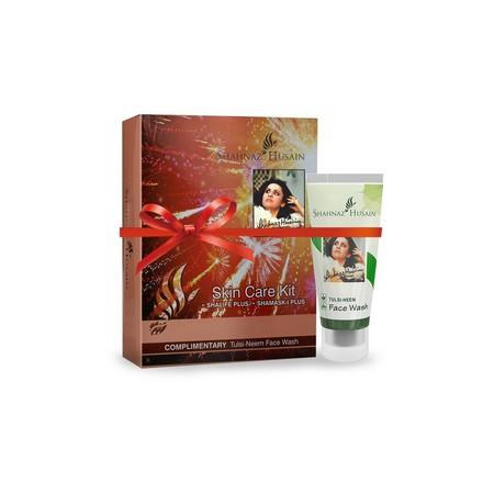 Shahnaz Husain Skin Care Kit B Shalife Plus