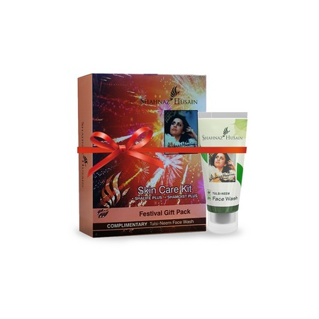 Shahnaz Husain Skin Care Kit C Shalife Plus