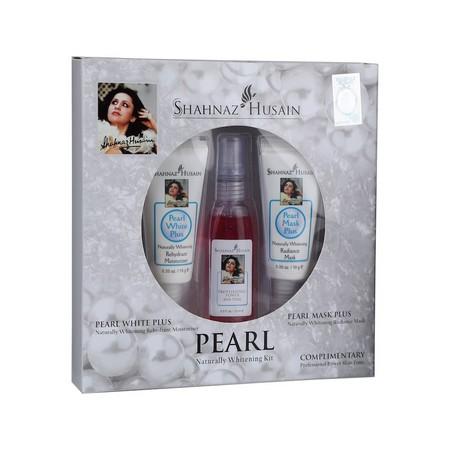 Shahnaz Husain White Pearl Kit - Skin Whitening Therapy