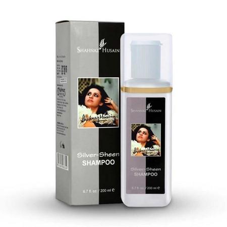 Shahnaz Husain Silver-Sheen Shampoo