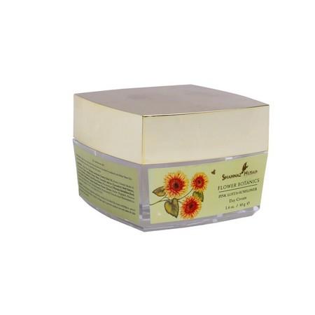 Shanaz Husain Flower Botanics - Pink Lotus Sunflower Day Cream