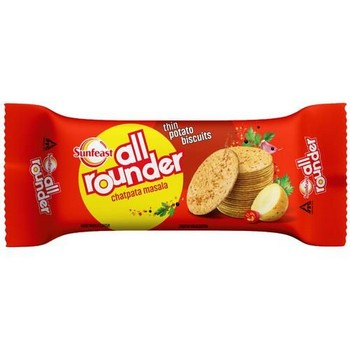 Sunfeast All rounder biscuits Thin Potato Masala salted biscuits