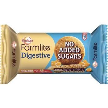 Sunfeast Farmlite Digestive Biscuits Cookies All Good Rich Fibre
