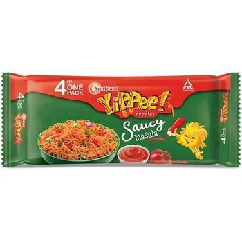 Sunfeast Yippee Noodles Saucy Masala