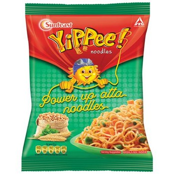 Sunfeast Yippee Power Up Atta Noodles