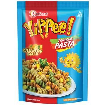Sunfeast Yippee Tricolor Pasta Creamy Corn
