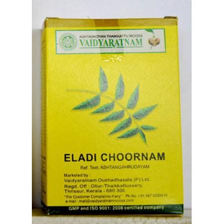 Vaidyaratnam Oushadhasala Eladi Choornam