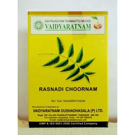 Vaidyaratnam Oushadhasala Rasnadi Choornam