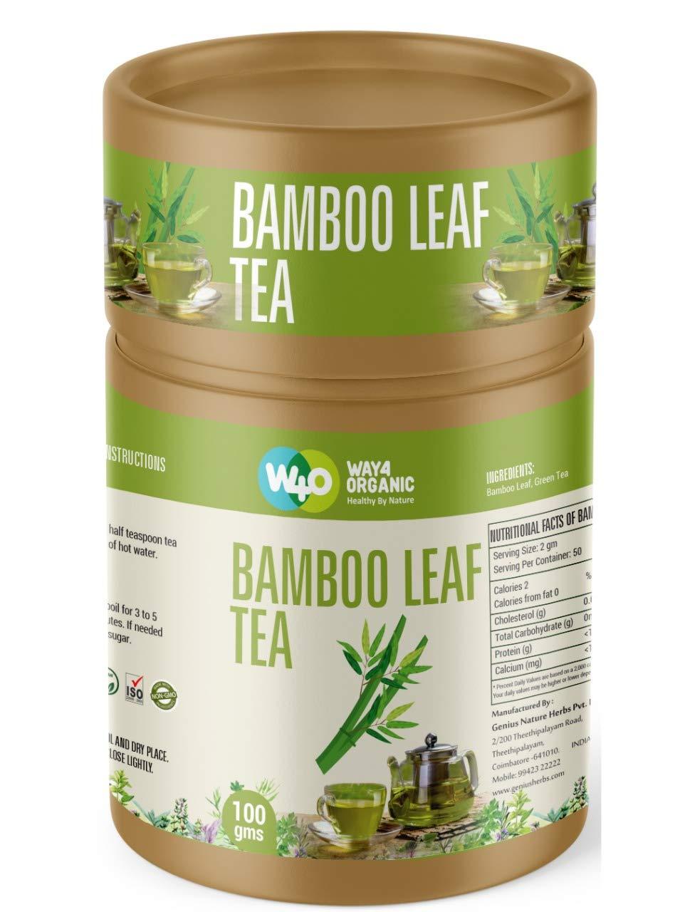 Way4Organic Bamboo Leaf Tea